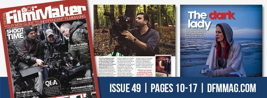 Emma Dark in Digital FilmMaker Magazine