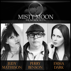 Emma Dark at Misty Moon Film Festival